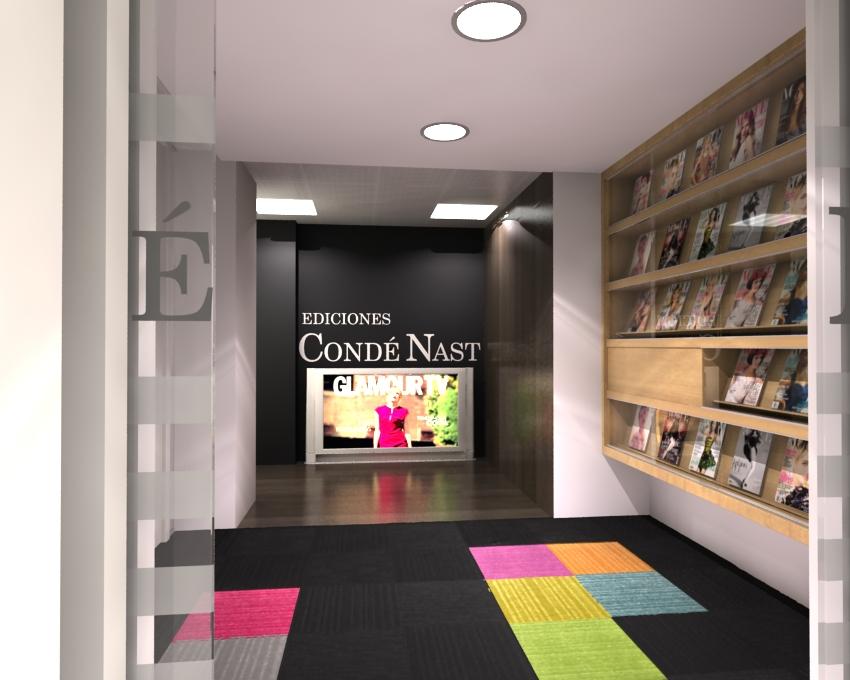 Rt105 ideas y dise o estudio de arquitectura quienes somos for Axa oficinas centrales madrid